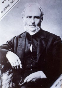 Godfrey John Clark 1823-1899 (My great great grandfather)