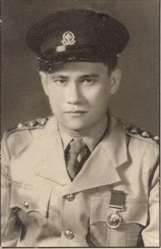 1953, Singapore Police Force